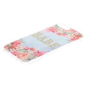 Babe Floral Phone Case,