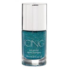 Shimmer Nail Polish - Emerald,