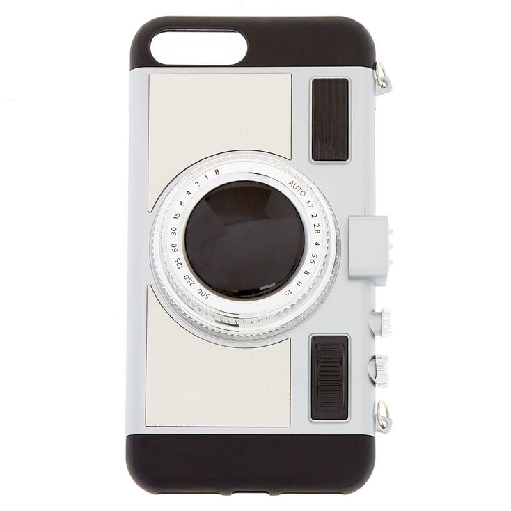 Classic Retro Camera Phone Case,