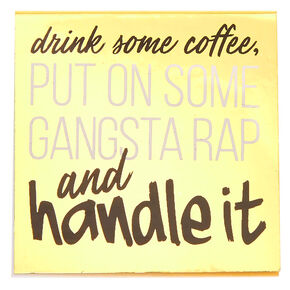 Handle It Post-it Notes,