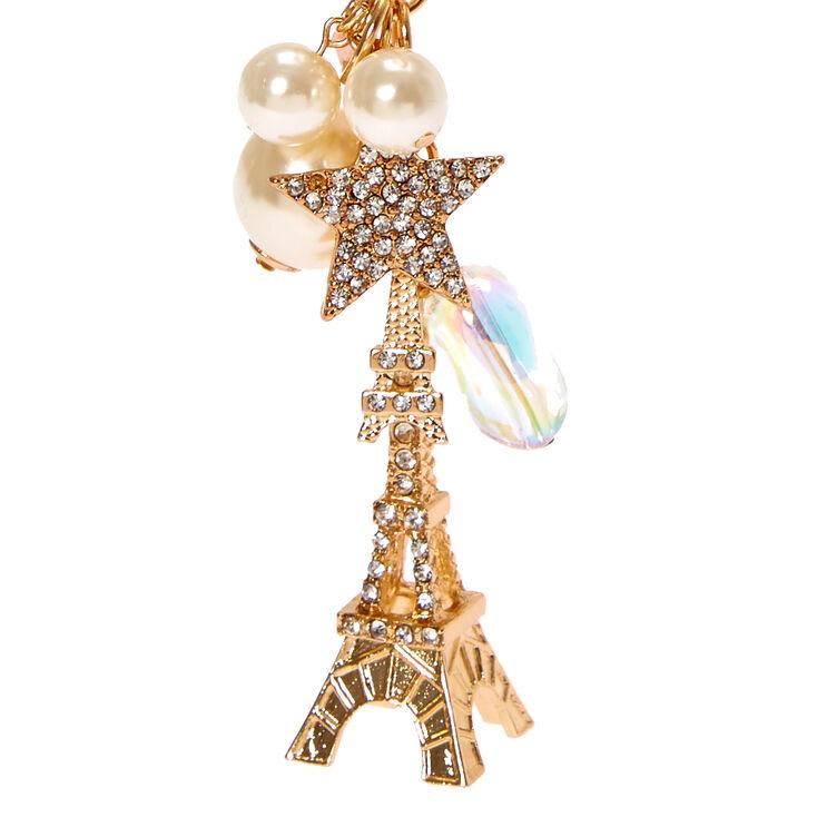 Paris Dreams Keychain,