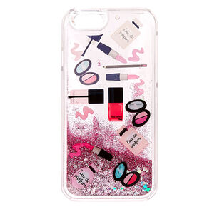Beauty Glitter Liquid Filled Phone Case-  Fits iPhone 6/6S,