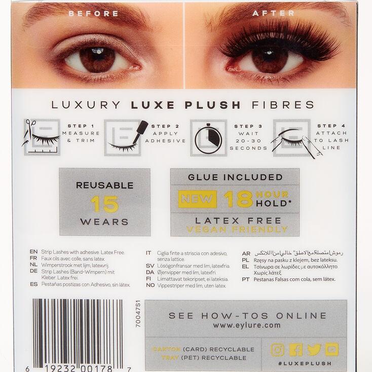 Eylure Luxe Plush No. 15 False Lashes,