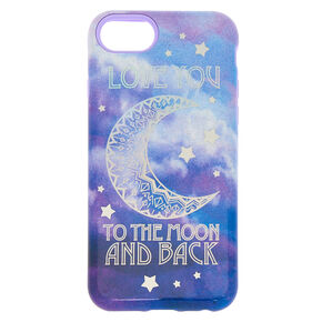 Love You to the Moon and Back Protective Phone Case,