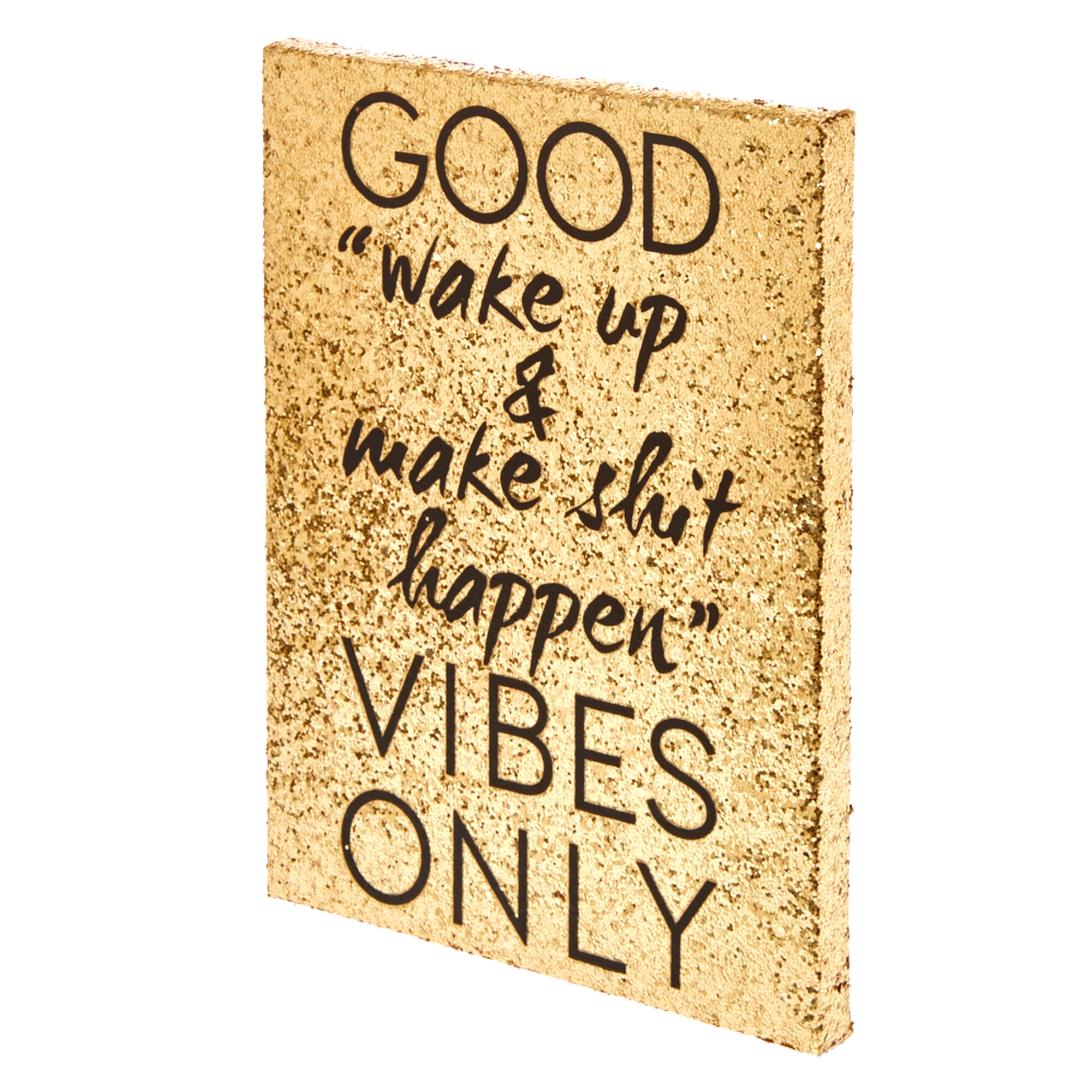 Good Vibes Only Wall Art | Icing US