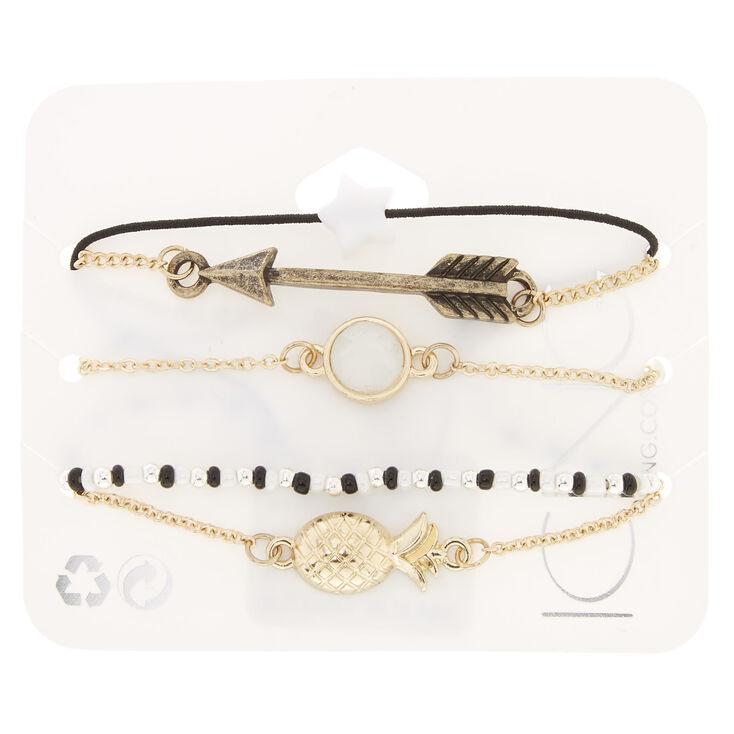 Minimalist Bracelet Set,