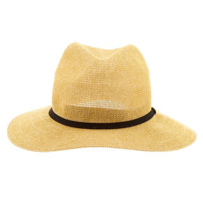 Panama Straw Sun Hat - Natural,