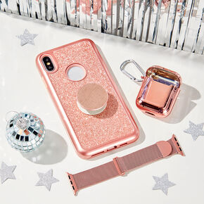 Rose Gold Tech Set,