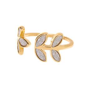 Snake Print Gold Bamboo Triangle Drop Earrings,