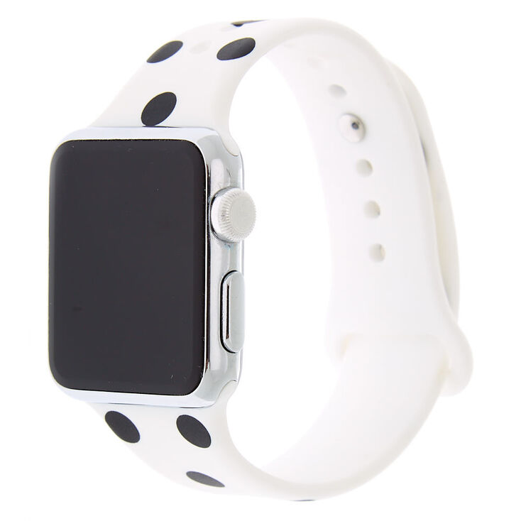 Polka Dot Smart Watch Band - Fits 38MM/40MM Apple Watch,