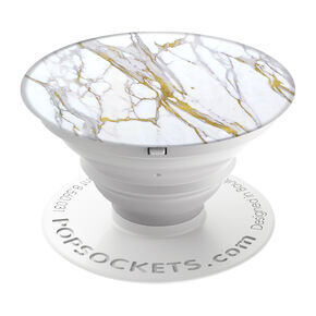 Calacatta Gold PopSocket,