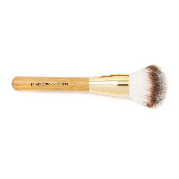 Bamboo Powder & Bronzer Brush,