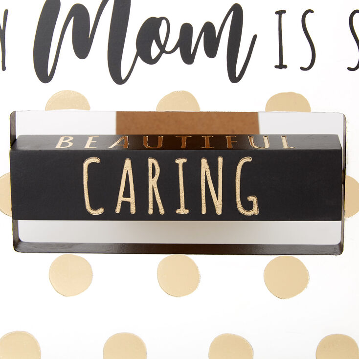 My Mom Is... Photo Frame - Pink,