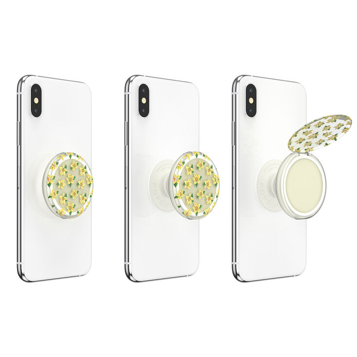 PopSockets Swappable PopGrip Lips - Vanilla,