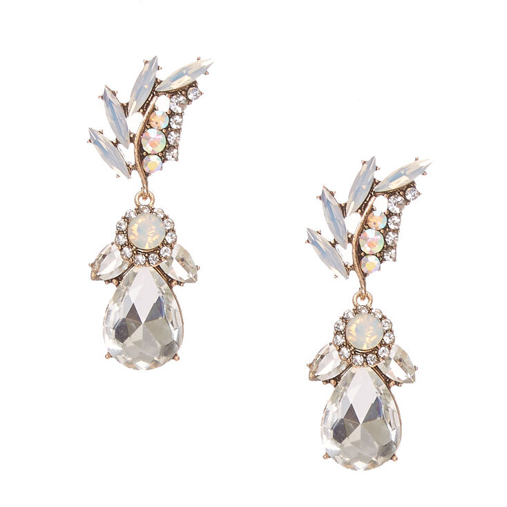 Delilah Opal Drop Earrings,