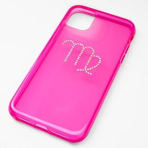 Pink Virgo Zodiac Phone Case - Fits iPhone® 11,
