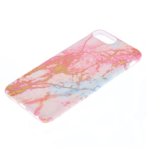 Pastel Marble Phone Case - Fits iPhone 6/7/8 Plus,