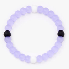 Fortune Stretch Bracelet - Lavender,