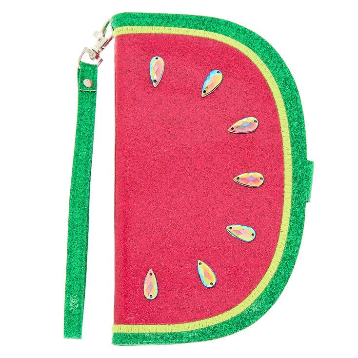 Watermelon Folio Phone Case - Fits iPhone 6/7/8 Plus,