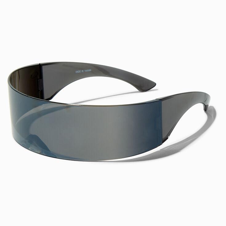 Pearl & Crystal Teardrop Spike Front & Back Earrings,