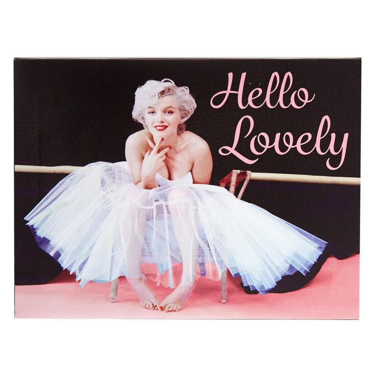 Marilyn Monroe Hello Lovely Wall Art,