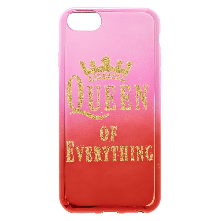 Queen of Everything Phone Case - Fits iPhone 6/7/8,