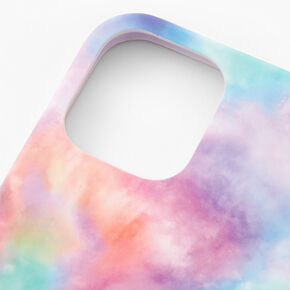 Pastel Tie Dye Protective Phone Case - Fits iPhone 12/12 Pro,
