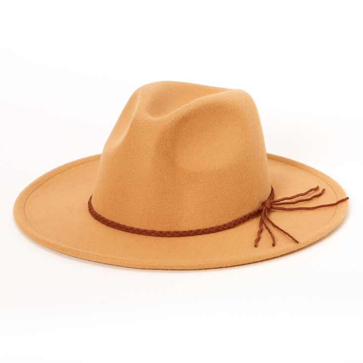Rancher Hat - Camel,