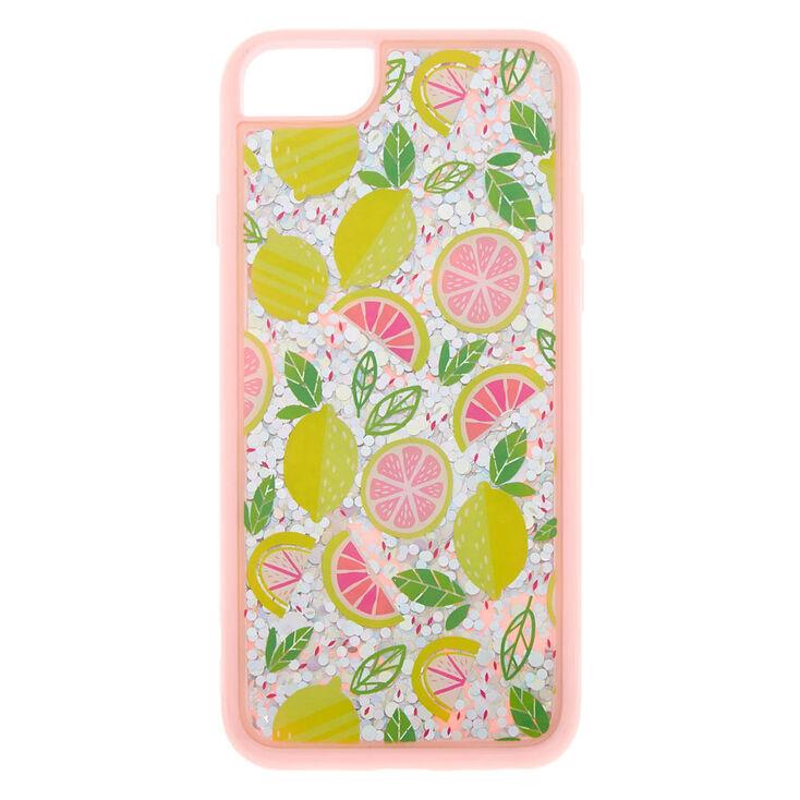 Shaky Lemon Phone Case - Fits iPhone 6/7/8,