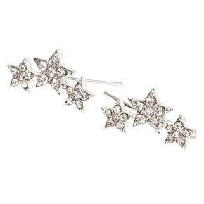 Crystal Star Trio Ear Crawlers,
