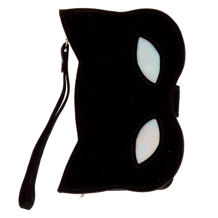Black Cat Folio Phone Case - Fits iPhone 6/7/8,