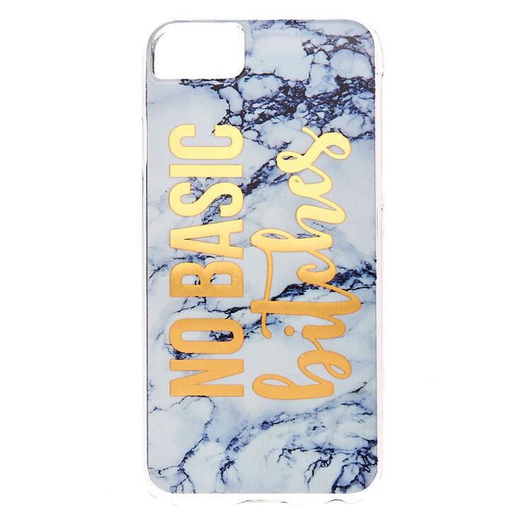 Basic Bitch Snap Phone Case Fits iPhone 6/7/8,