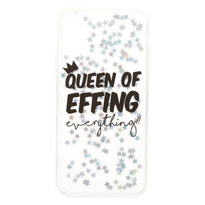 Queen of Everything Phone Case - Fits iPhone X/XS,