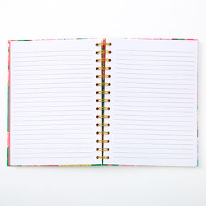 Get Sh*t Done Floral Notebook - Green,