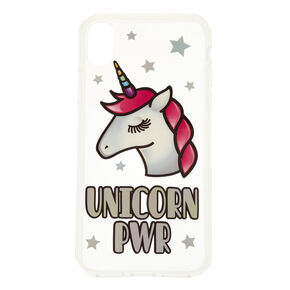 Unicorn PWR Phone Case Fits iPhone X/XS,