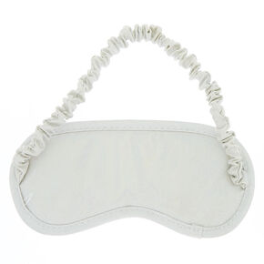 Holographic All I See Is Magic Sleeping Mask - Silver,