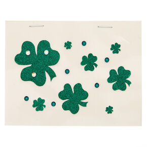 Shamrock Body Stickers - Green,