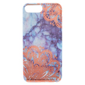 Marbled Zen Phone Case,