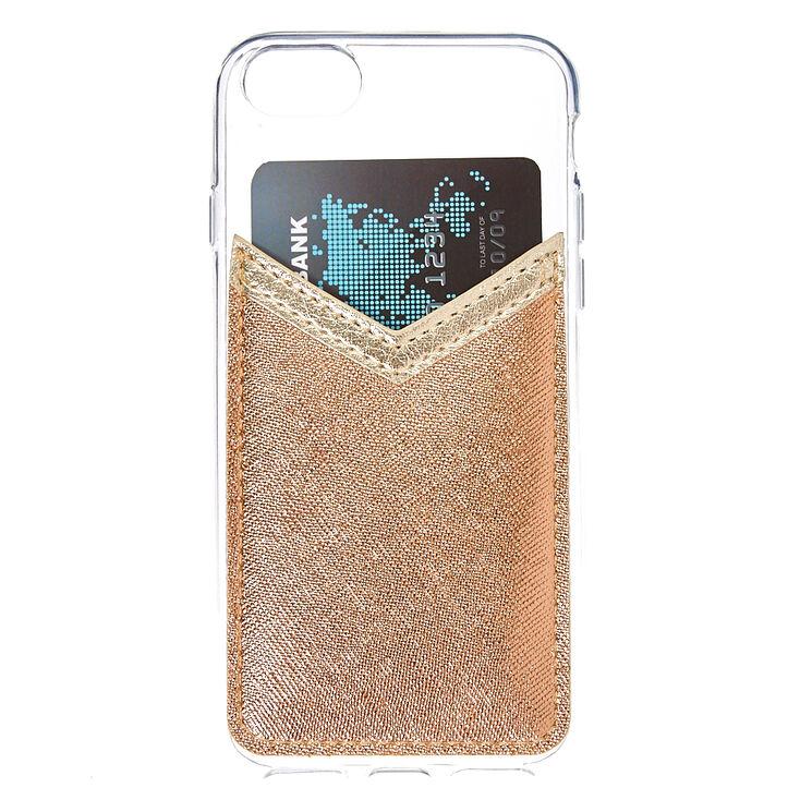 Rose Gold Pocket Phone Case,