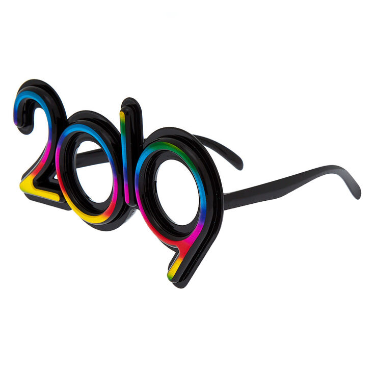 2019 New Years Eve Frames - Black,