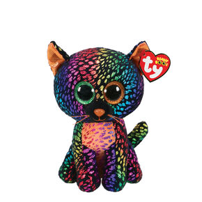 Ty Beanie Boo Small Spellbound the Cat Plush Toy,