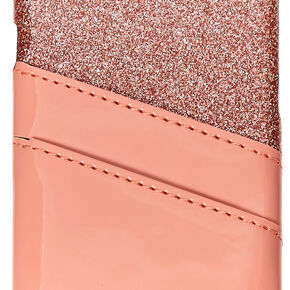 Blush Pink Wallet Phone Case - Fits iPhone 6/7/8 Plus,