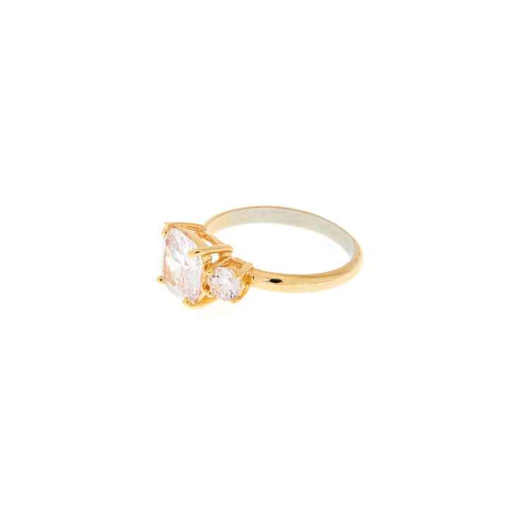 Gold Royal Engagement Ring,