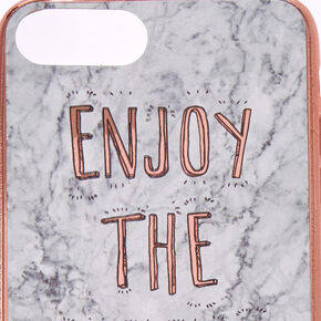 Enjoy the Little Things Phone Case,