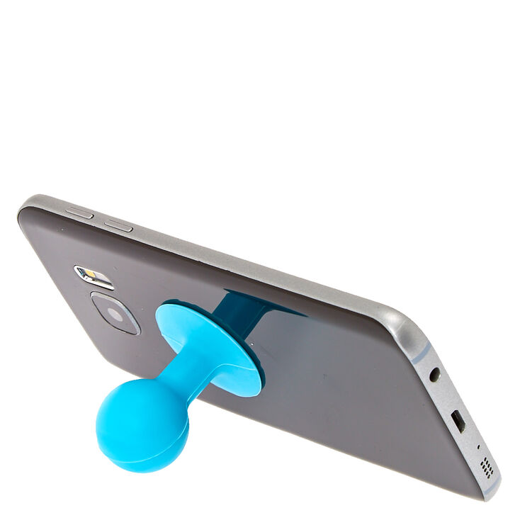 Blue Gumball Phone Stand,