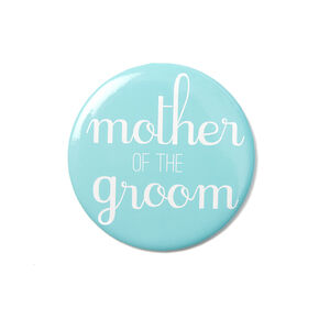 Mother of the Groom Button,