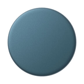 PopSockets Swappable PopGrip - Blue Aluminum,