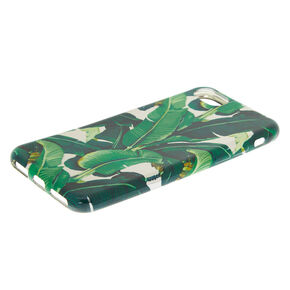 Tropical Leaf Phone Case - Fits iPhone 6/7/8/SE,