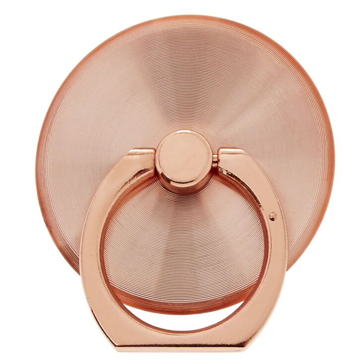 Rose Gold Ring Stand,