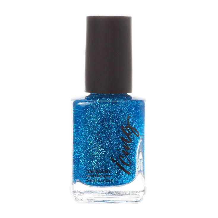 Blue Knight Nail Polish,